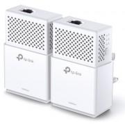 Kit Adaptoare Powerline TP-LINK TL-PA7010 KIT, Gigabit, 1000 Mbps (Alb)