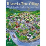 If America Were a Village: A Book about the People of the United States, Hardcover