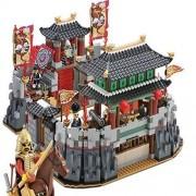 [Oxford] Jk3461 Korean Admiral Yi Sun-shin Castle Lego Style Block 1190piece