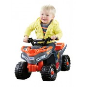 Power wheels Kawasaki Lil' Quad, Orange