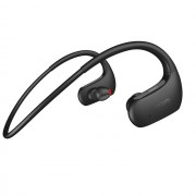 DACOM L05 Bluetooth 4.1 Sports Wireless Headset Headphone with Microphone for iPhone Samsung etc. - Black