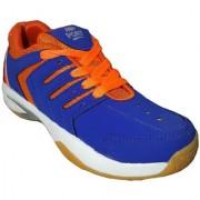Port Edmon Blue Basketball Shoe