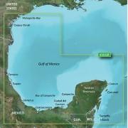 Bluechart VUS032R - Golfo de Mexico