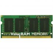 Kingston ValueRAM 2GB DDR3 1333MHz PC3-10600 CL9 SODIMM