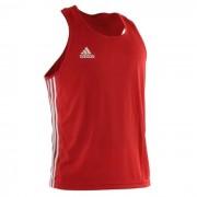 Adidas Boxarlinne Röd/Vitt Aiba