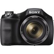 Sony »Cyber-Shot DSC-H300« Bridge-Kamera (-Objektiv 4,5 - 157,5 mm, 20,1 MP, 35x opt. Zoom, 360° Schwenkpanorama)