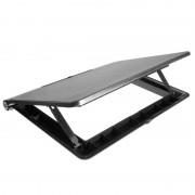 VENCCI DCX-008 Notebook Cooler Stand Radiator Voor Laptop Ultra-draagbare en Lichtgewicht Laptop Cooling Pad USB Ventilator Voor Gaming S SKYEE