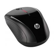 HP Ratón HP X3000 (Inalámbrico - 1200 dpi - Negro)