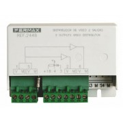 F/2448 DISTRIBUIDOR FERMAX VIDEO 1 ENTRADA 2 SALIDAS 12V*