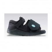 Darco International Darco Med-Surg Shoe Black Square-Toe Men's Large Part No.MQM3B