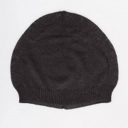 Rick Owens Cappello Beanie In Lana Vergine Dark Dust Primavera-Estate Art. 80554