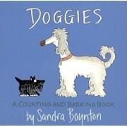 Doggies: A Counting and Barking Book, Hardcover/Sandra Boynton