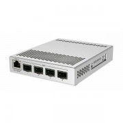 MikroTik Cloud Router Switch with 4x 10G SFP slots 1x GbE MIK-CRS305-1G-4S+IN