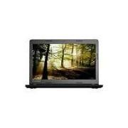 Notebook Ultrafino Lenovo Ideapad 100 Intel Celeron Dual Core 2GB 500GB Tela HD 14'' Linux - Preto
