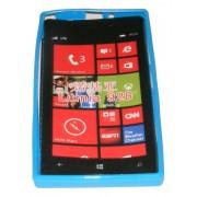 Силиконов гръб ТПУ за Nokia Lumia 928 Син