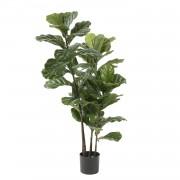Kunstplanten Vijgenboom (2-delig)