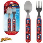Spider-Man Bestick Röd