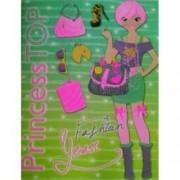 Princess Top. Fashion year abtibilduri