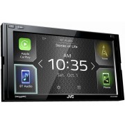 JVC KW-M730BT 200W Bluetooth Nero autoradio