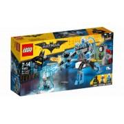 Lego Klocki konstrukcyjne Batman Movie Lodowy atak Mr. Freeze'a 70901