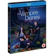 The Vampire Diaries - Season 3 (Blu-ray + UV Copy) [Region Free]