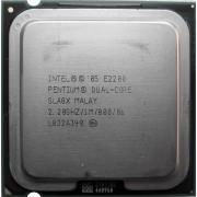 Procesor Intel Dual Core E2200 (1M Cache, 2.20 GHz, 800 MHz FSB)