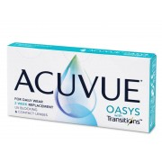 Johnson & Johnson Acuvue Oasys with Transitions (6 lentillas)