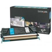Тонер касета за Lexmark C522/C524 CYAN (C5220CS)