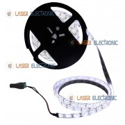 Striscia Bianco Naturale LED SMD5630 Stagna IP65 5MT Altissima Luminosità 50W