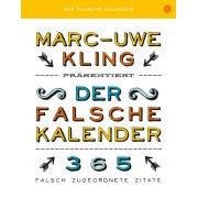 Verlag Voland & Quist Der falsche Kalender