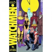 WATCHMEN - International Edition Graphic Novel