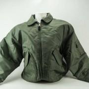 Mil-Tec Jacket Flyer's Cold Weather Type CWU (Färg: Oliv, Storlek: Medium)