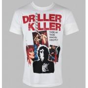 tricou stil metal bărbați Driller Killer - Driller Killer - PLASTIC HEAD - PH7287