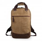 Delton Bags Grand sac à dos en toile kaki
