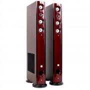 Koda D92F 120 W RMS, двойка 5-лентови Hi-Fi стерео високоговорители (Koda-D92F-red)