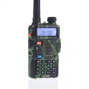Двубандова радиостанция 4W UV-5R