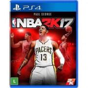 NBA 2K17 - 2K - PlayStation 4 - Unissex