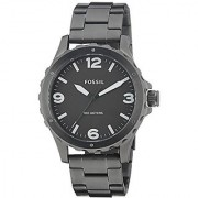 Fossil End Of Season Analog Black Dial Mens Watch - Jr1457