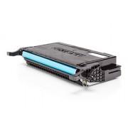 Samsung CLP-K660B съвместима тонер касета black