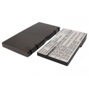 Nintendo 3DS / CTR-003 5000mAh 18.50Wh Li-Ion 3.7V powiększony szary (Cameron Sino)