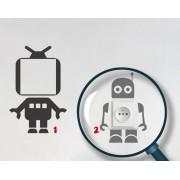 Pachet Stickere pentru Prize - Robotei
