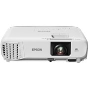 Epson EB-S39 Portable 3LCD Business Projector, Retail Box , 1 year warranty-3months on Bulb