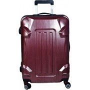 Sprint Trolley Case Small Briefcase - For Men(Brown)