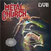 Video Delta Metal Church - Classic Live - CD