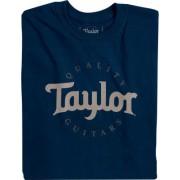 Taylor T-Shirt Taylor Guitars Navy M