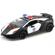 Lamborghini Sesto Elemento Police 1/38