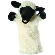 The Puppet Company - Long-Sleeved Glove Puppets - Sheep (White)