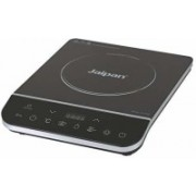 JAIPAN JIC 3009 2000w crystal glass ( black and white body) Induction Cooktop(Black, Touch Panel)