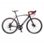 Bicicleta Benotto 1550 Ruta Alum R700C 18V Shi Fnos Carrera Negra 51cm