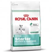 8,5kg Mini Starter Mother & Babydog Royal Canin Size Hrană uscată câini